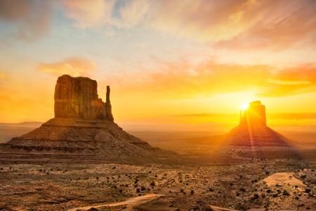 Westküsten Rundreise durch das Monument Valley