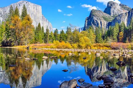 Westküste Rundreise durch den Yosemite NP