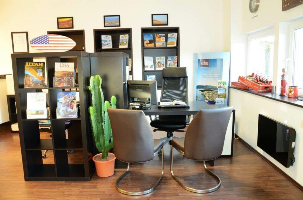 Das Reisebüro in Bergheim für USA Reisen
