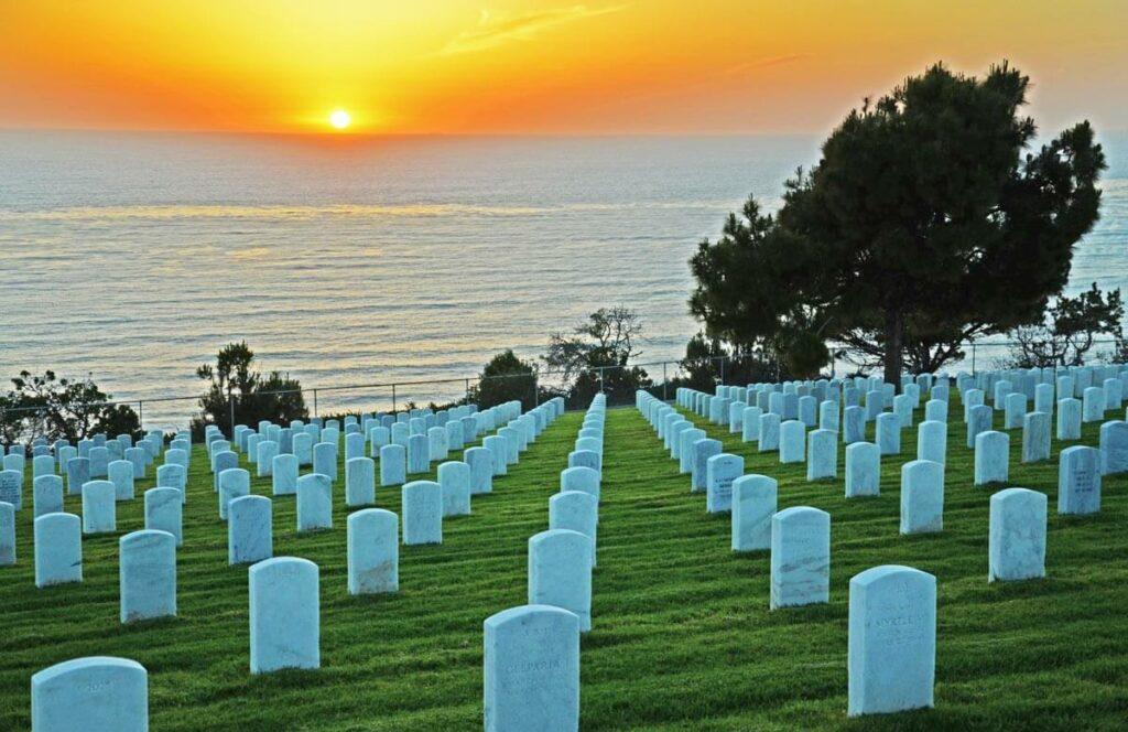 Fort Rosecrans National Cemetery - 466
