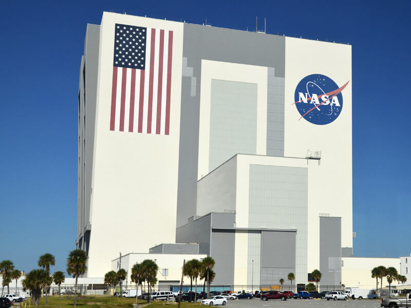 Kennedy Space Center Assembly Building