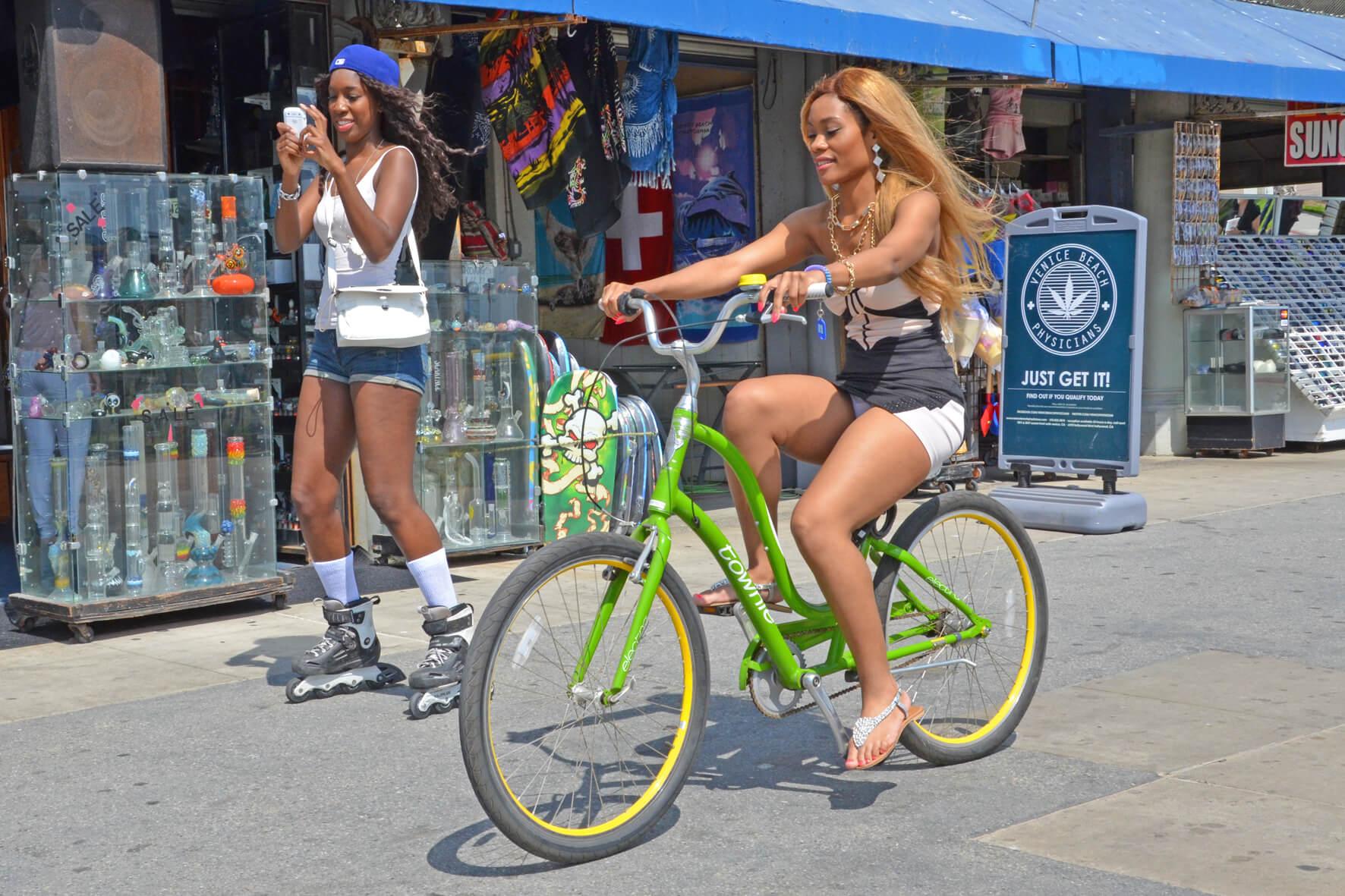 Beach Bike in Los Angeles