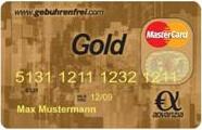 Kostenlose advanzia Kreditkarte für USA