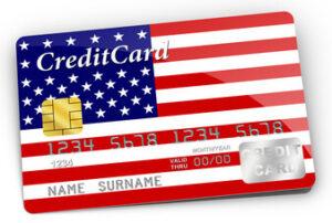 Kreditkarte für USA Reisen