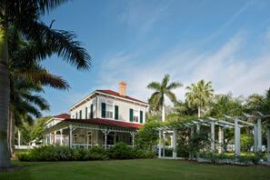 Das Winterhaus in Fort Myers