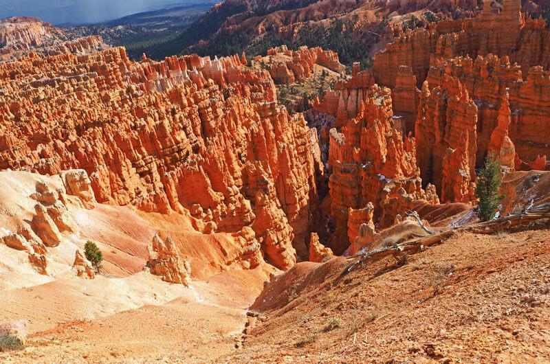 Schlucht vom Bryce Canyon