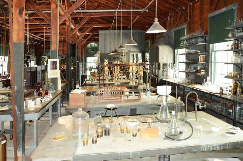 Thomas Edison's Labor