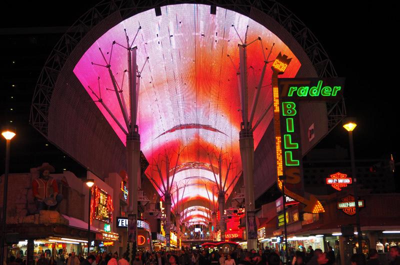 Größte LED Leinwand der Welt