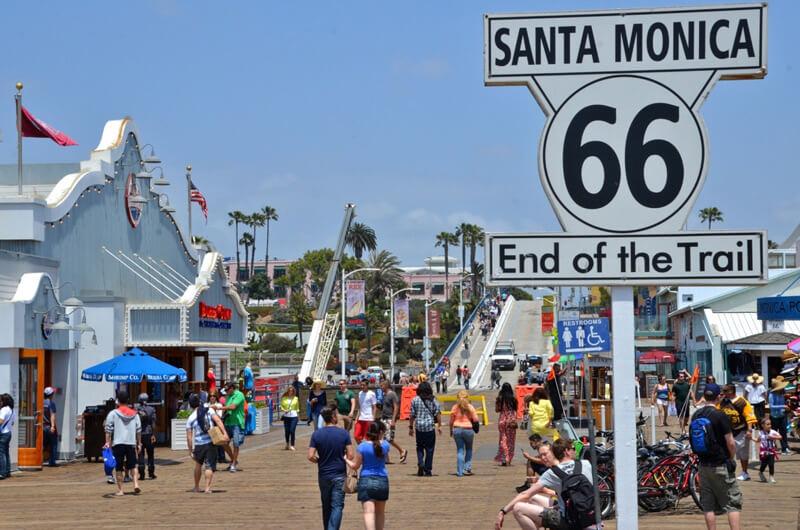 Santa Monica Pier - 435
