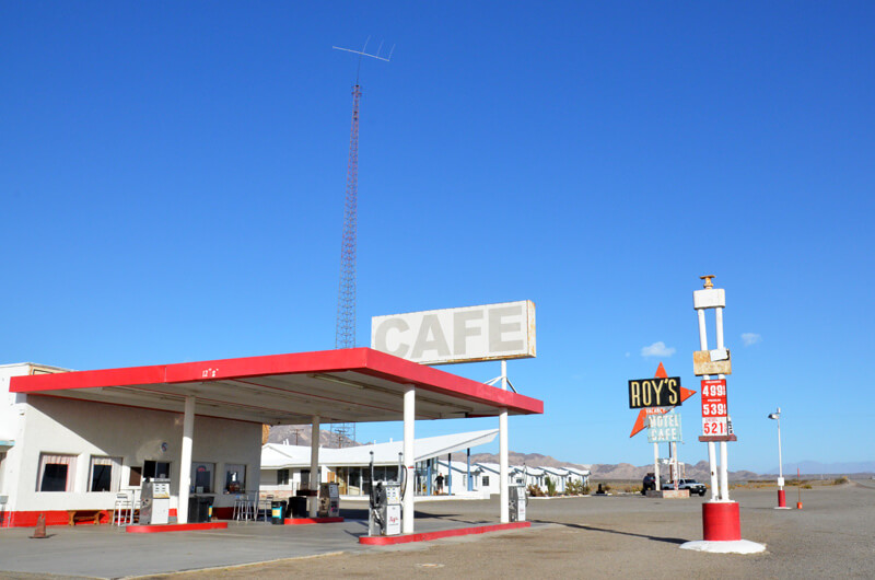 Route 66 Tour Formular - 569