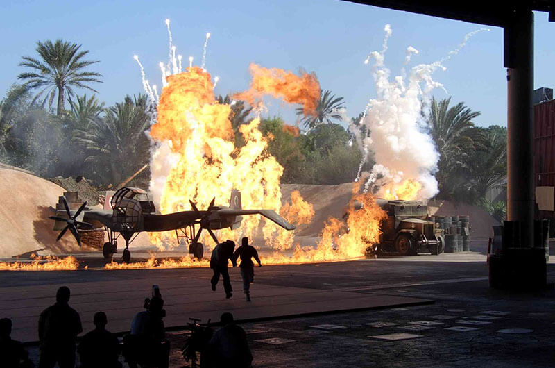 Lights, Motors, Action! Extreme Stunt Show in den Hollywood Studios