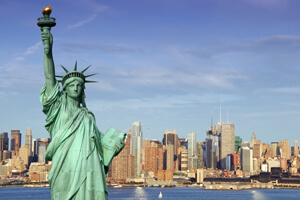 New York Reise