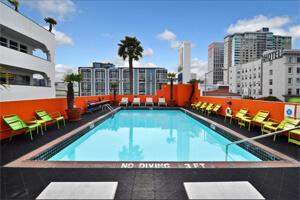 Unter 21 Jahre Hotel in San Francisco