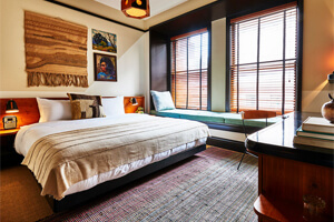 Freehand Hotel in Los Angels auf einer USA Reise