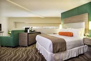 Hotel in San Diego für U21