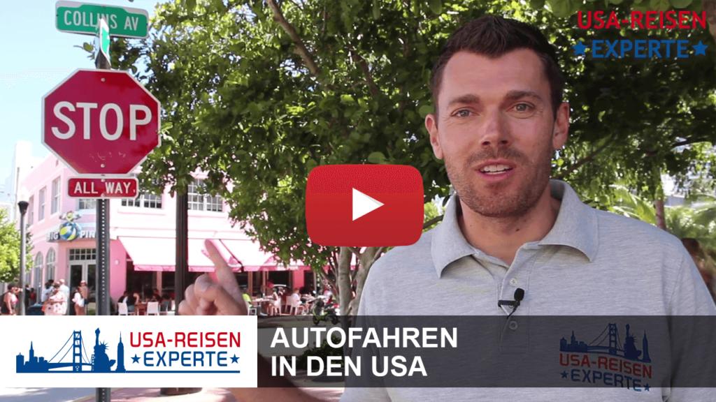 Video Autofahren in den USA inkl. Verkersregeln