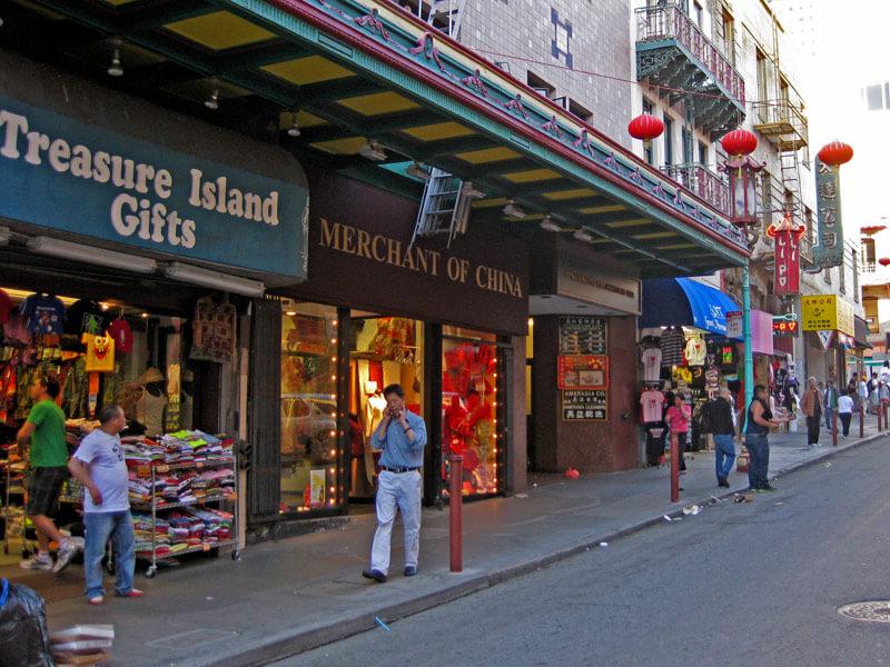 Chinatown San Francisco - 429