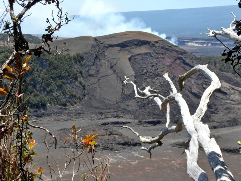 Hawaiian Volcanoes Nationalpark