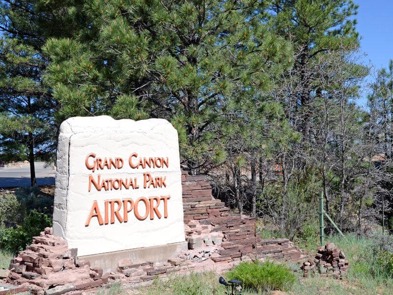 Hubschrauber Rundflug Grand Canyon Flugplatz