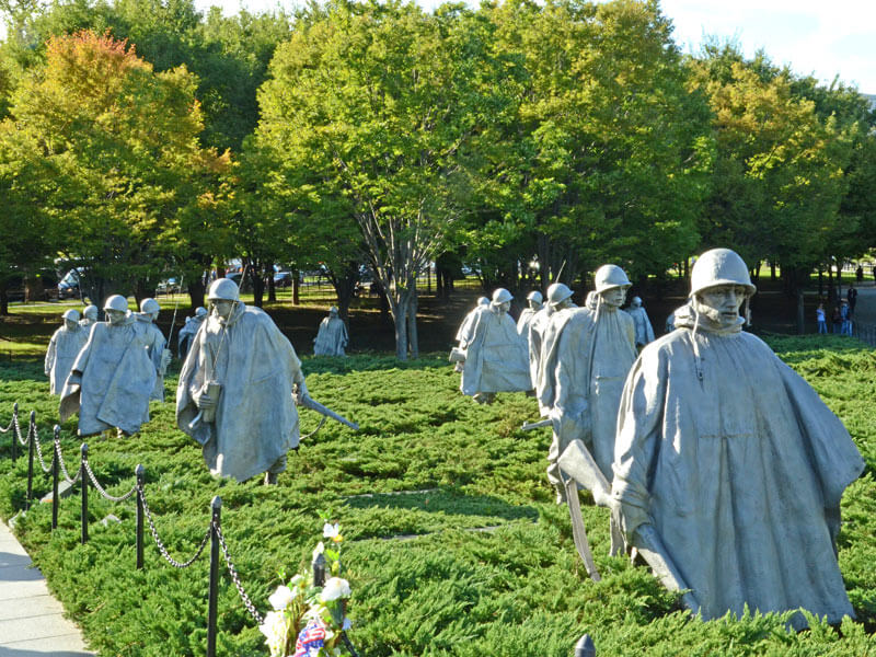 Korean War Veterans Memorial - 575