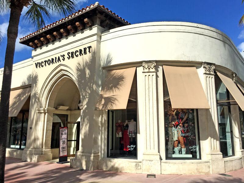 Lincol Road Miami Victoria Secret