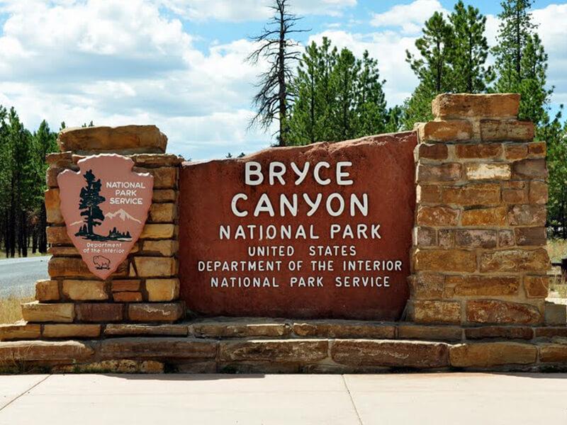 National Park Jahreskarte Bryce Canyon