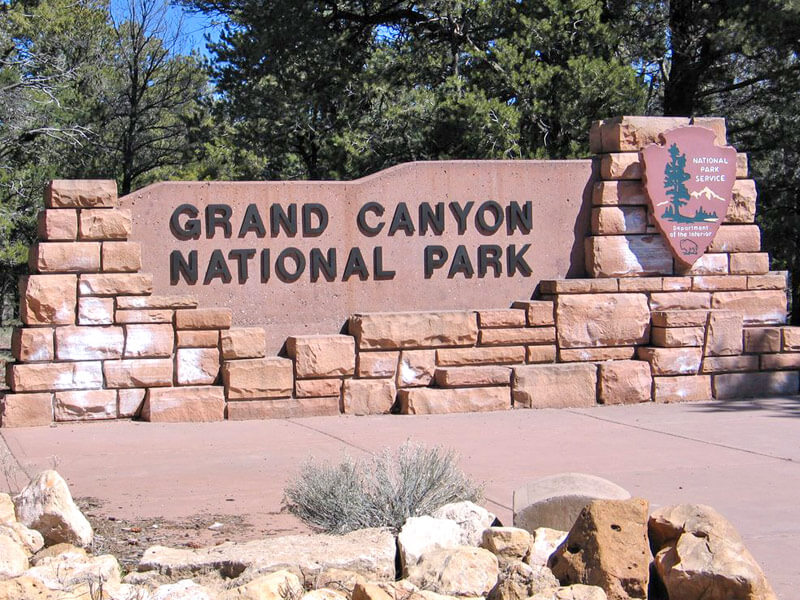 National Park Jahreskarte Grand Canyon