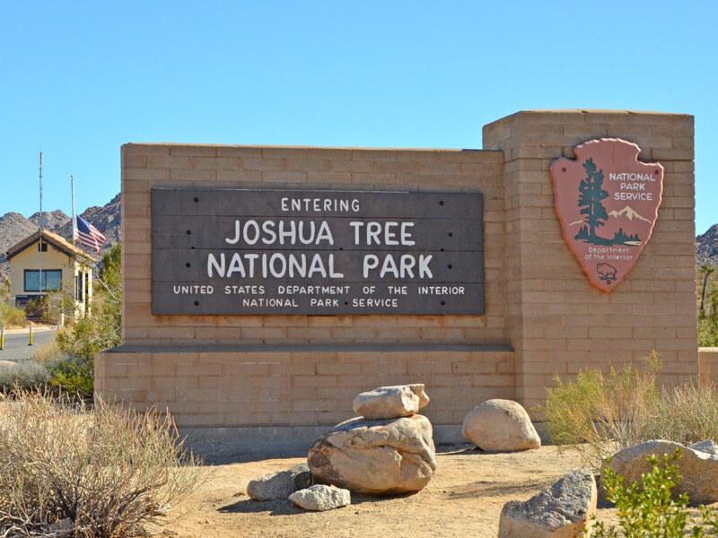 National Park Jahreskarte Joshua Tree Nationalpark
