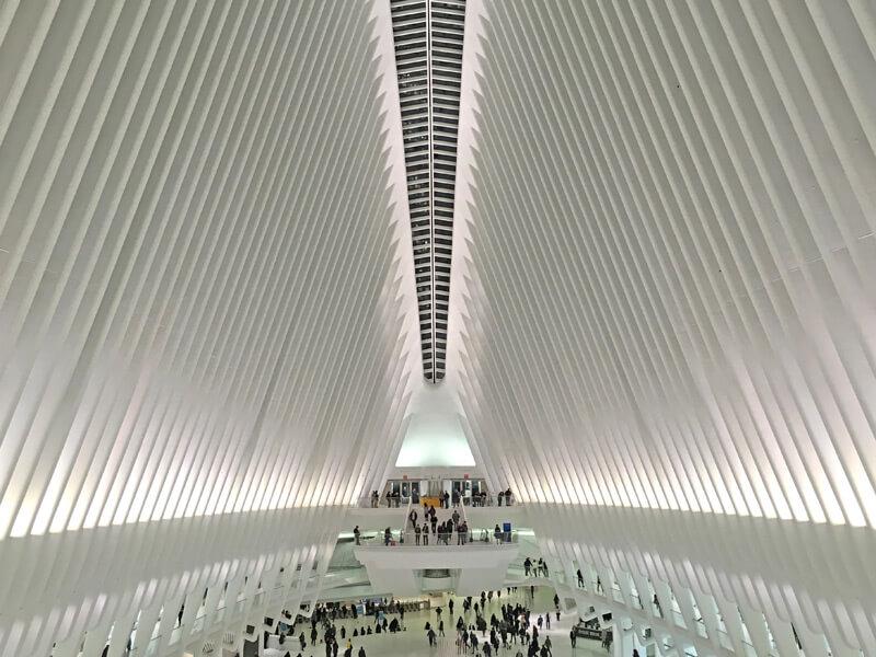 One World Trade Center Metro Station