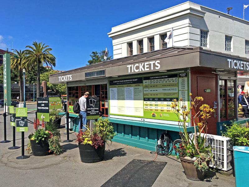 San Francisco Cable Car Ticketshop