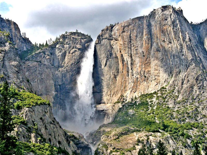 Yosemite NP ist der beliebteste Park in den USA
