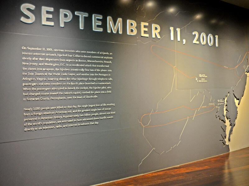9-11 Museum Informationen