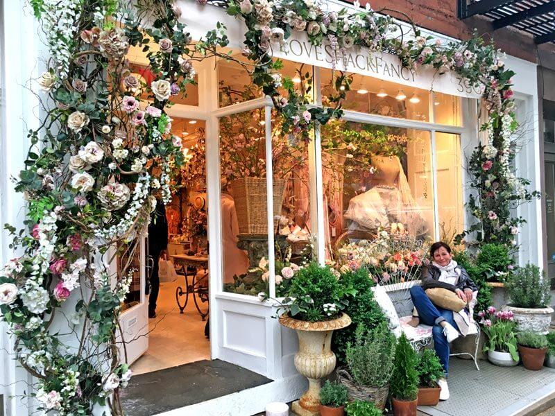 Greenwich Village kleine Boutique