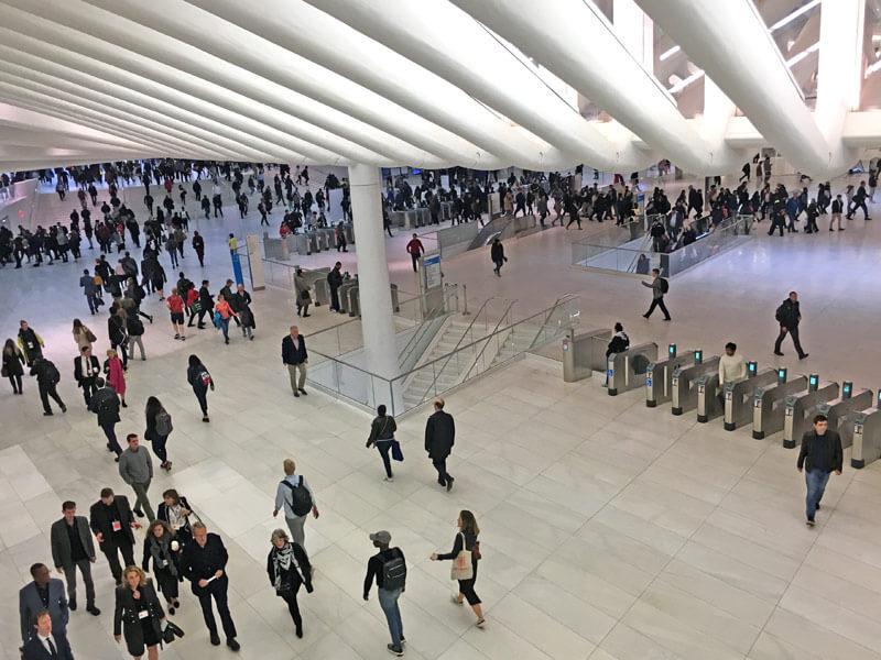 Metro New York Metro Station