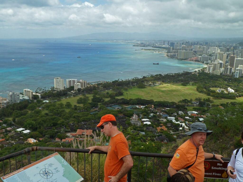 Diamond Head Hawaii - 406