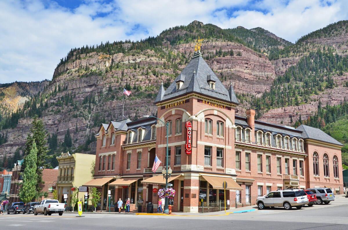 Colorado Rundreise Formular - 558