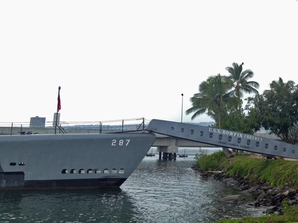 U-Boot USS Bowfin in Pearl Harbor