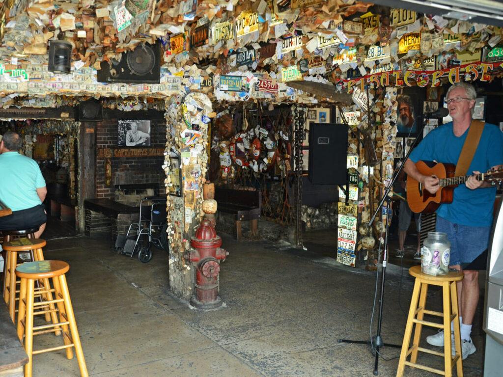 Legendäre Bar auf der Duval Street