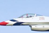 Airshow in Daytona Beach
