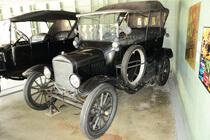 Einer der ersten Ford PKW im Museum in Florida