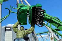 Hulk im Island of Adventure