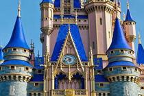 Magic Kingdom Schloss in Orlando