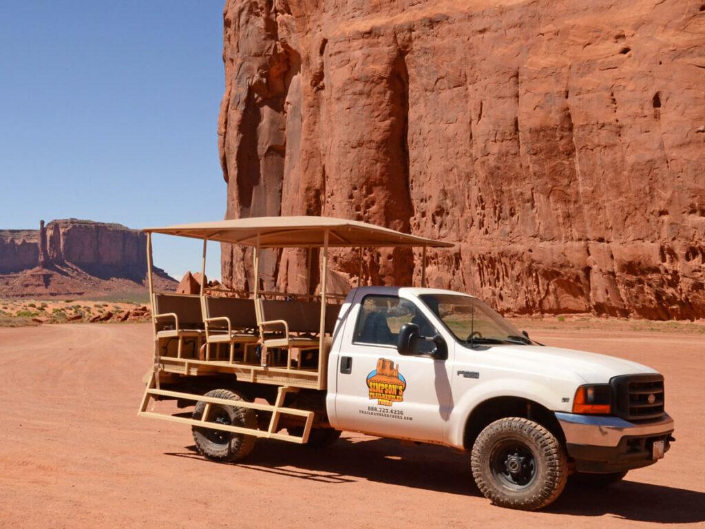 Monument Valley Tour mit echten Einheimischen