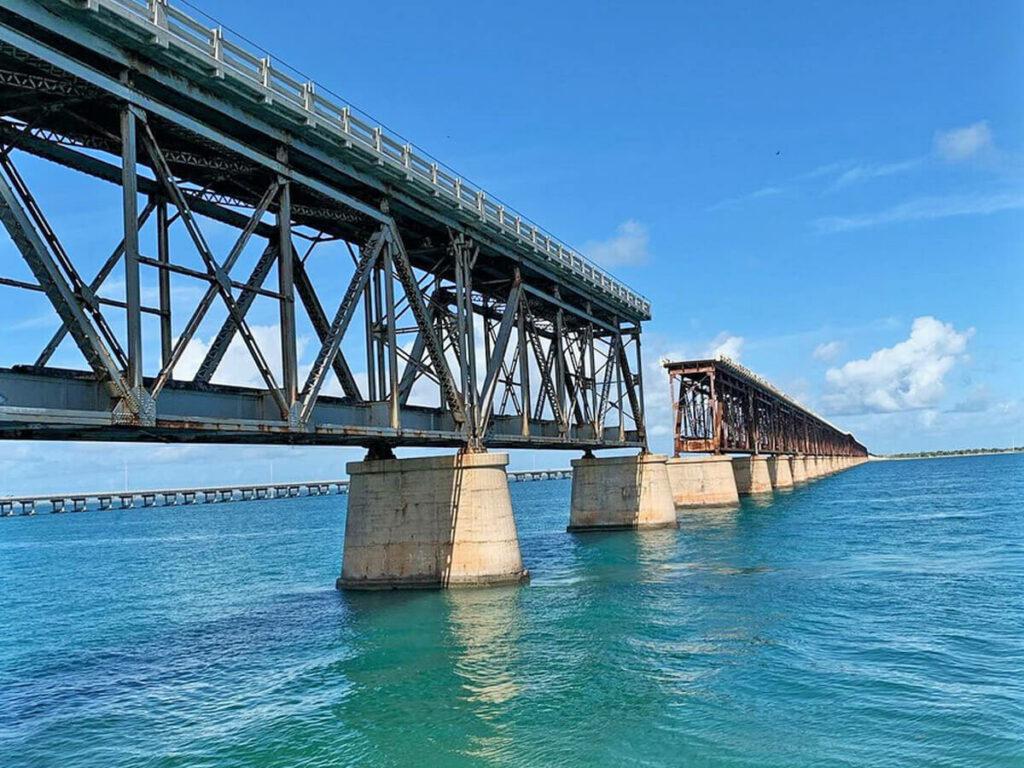 Alte Bahia Honda Brücke