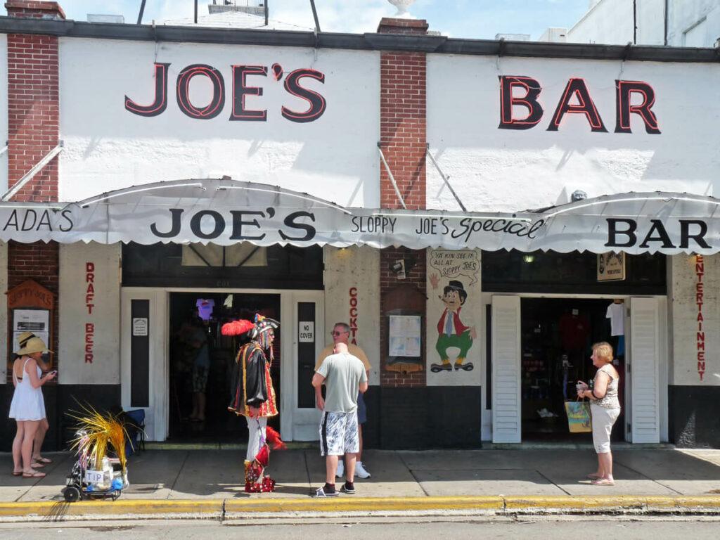 Sloppy Joe's Bar auf der Duval Street