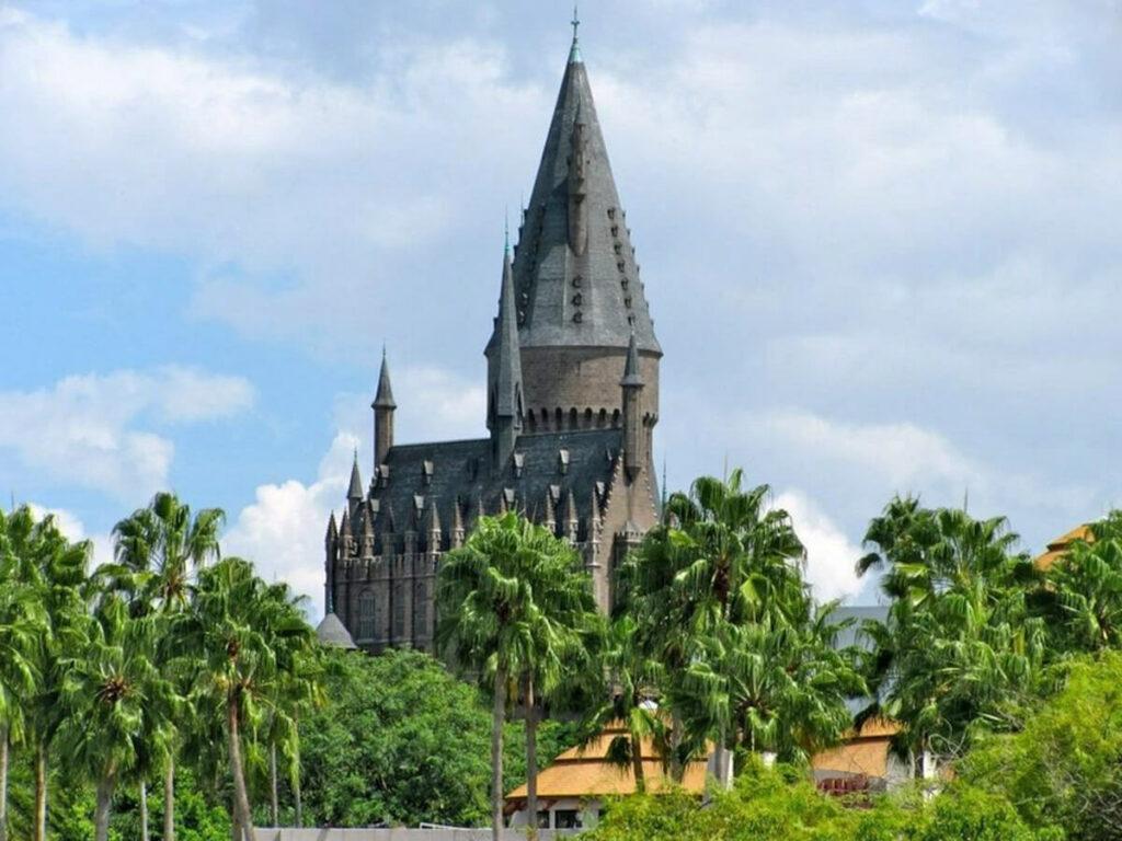 Burg von Harry Potter
