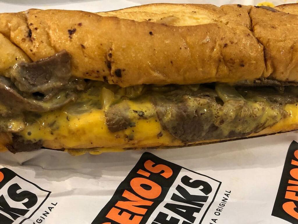 Philly Cheese Steak von GENO'S