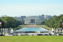 Die längste Sehenswürdigkeit in Washington ist die National Mall
