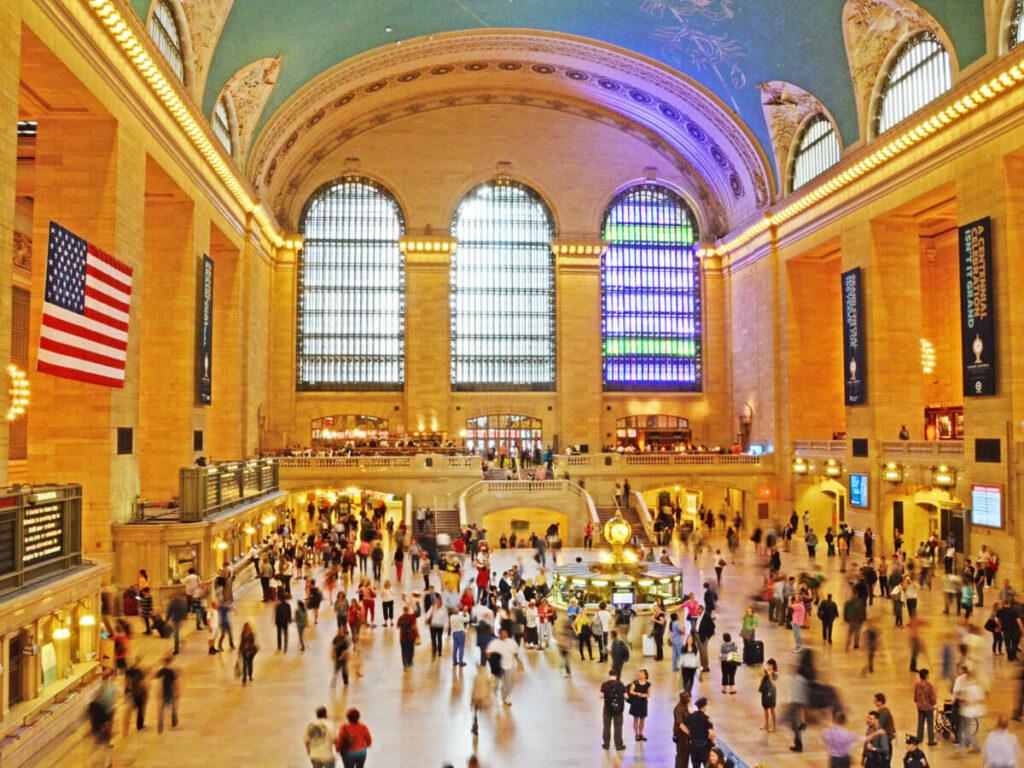 Eingangshalle vom Grand Central Station