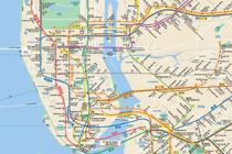 Viele Sehenswürdigkeiten verteilen sich in New York